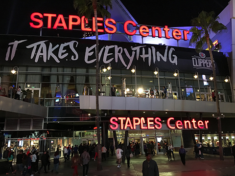 MediaAlpha Hosts Travel Industry at L.A. Clippers Game