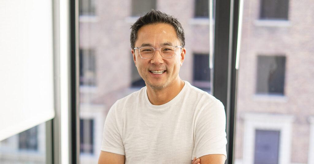 MediaAlpha co-founder and CEO Steve Yi