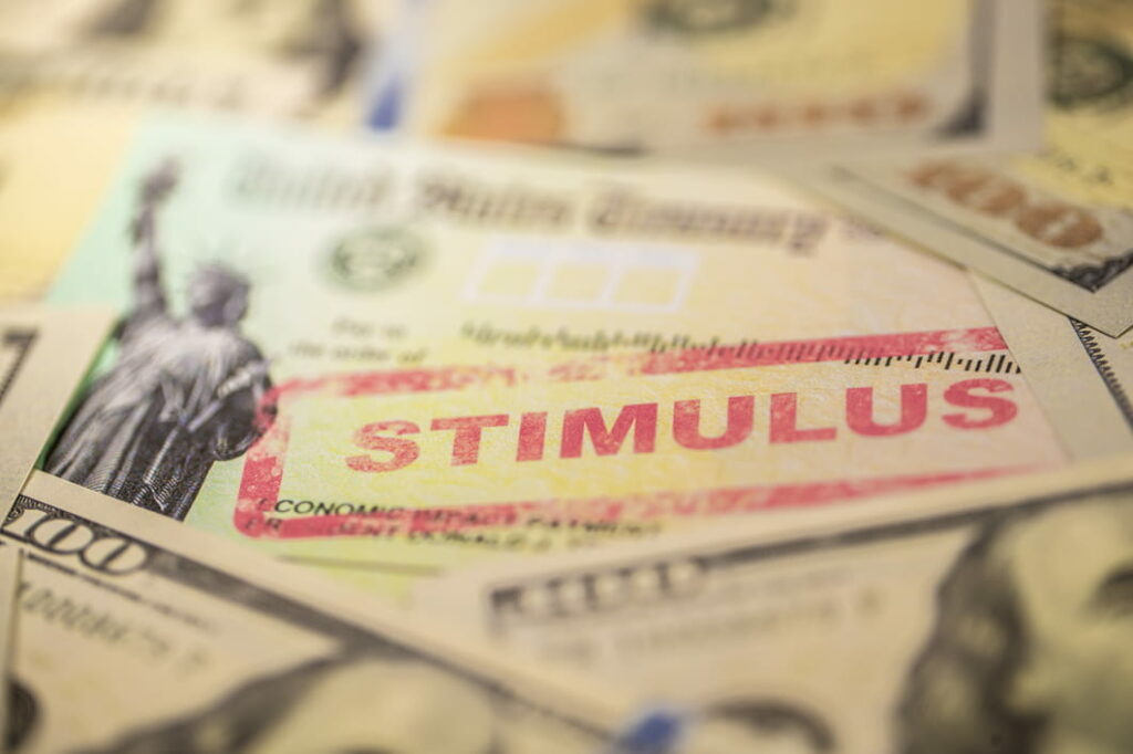 The latest round of stimulus checks could have a profound effect on the auto insurance advertising marketplace.