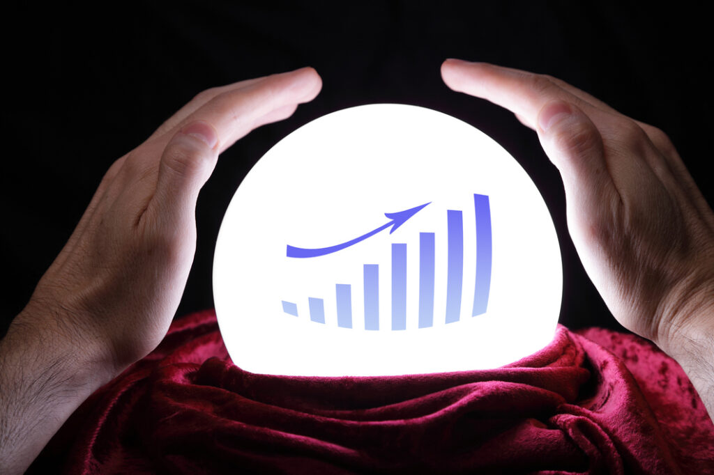 Predictive experiences enable you to generate the maximum amount of revenue from each website visitor.